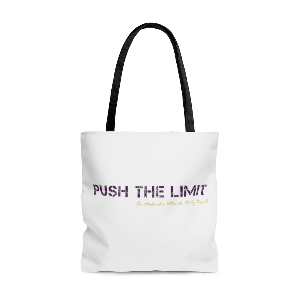 Push The Limit - AOP Tote Bag