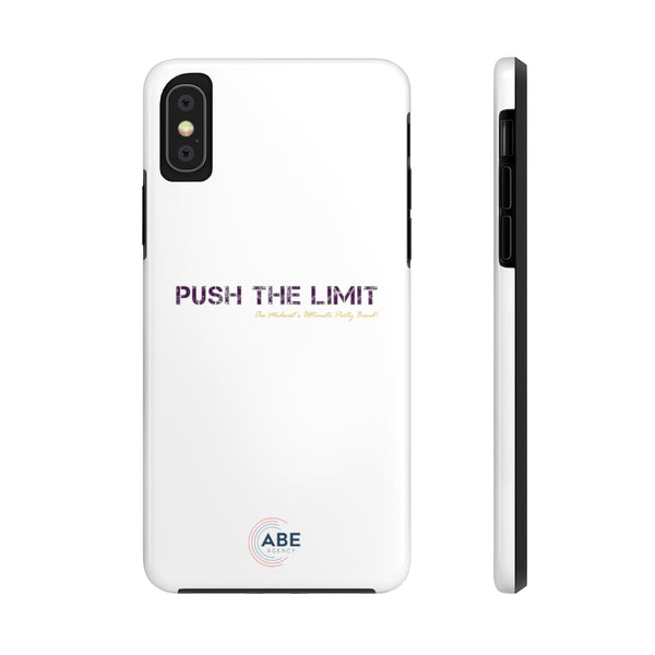 Push The Limit - Case Mate Tough Phone Cases