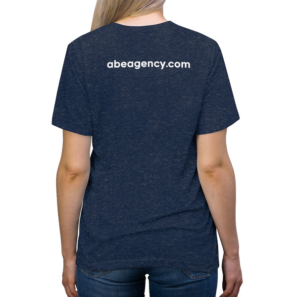 ABE Agency - Unisex Triblend Tee