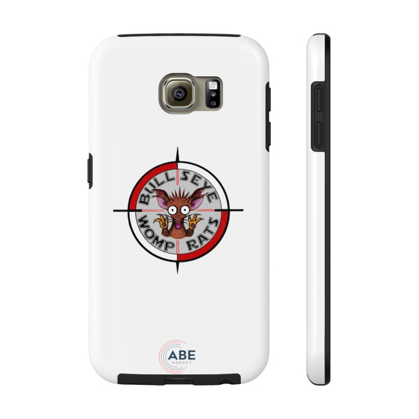 Bullseye Womprats - Case Mate Tough Phone Cases