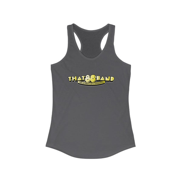 That 80s Band - Women's Ideal Racerback Tank