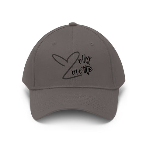 Molly Lovette - Unisex Twill Hat