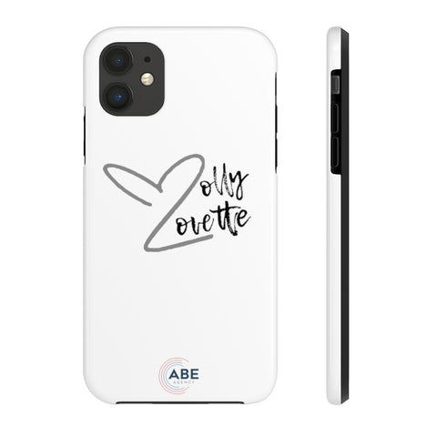 Molly Lovette - Case Mate Tough Phone Cases