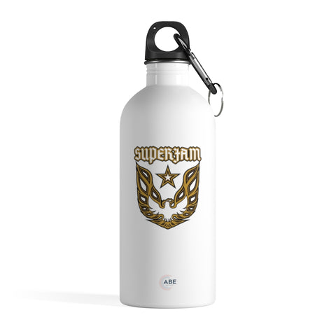 Superjam - Stainless Steel Water Bottle