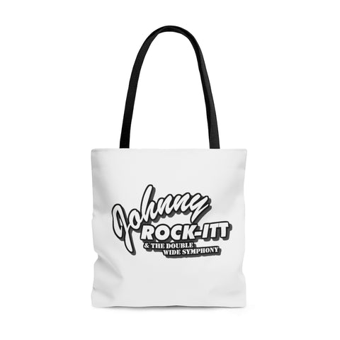 Johnny Rock-itt - AOP Tote Bag