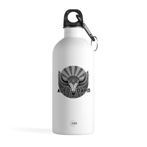Alec Davis - Stainless Steel Water Bottle