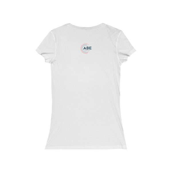 Bitter Pill - Women's Jersey Short Sleeve V-Neck Tee