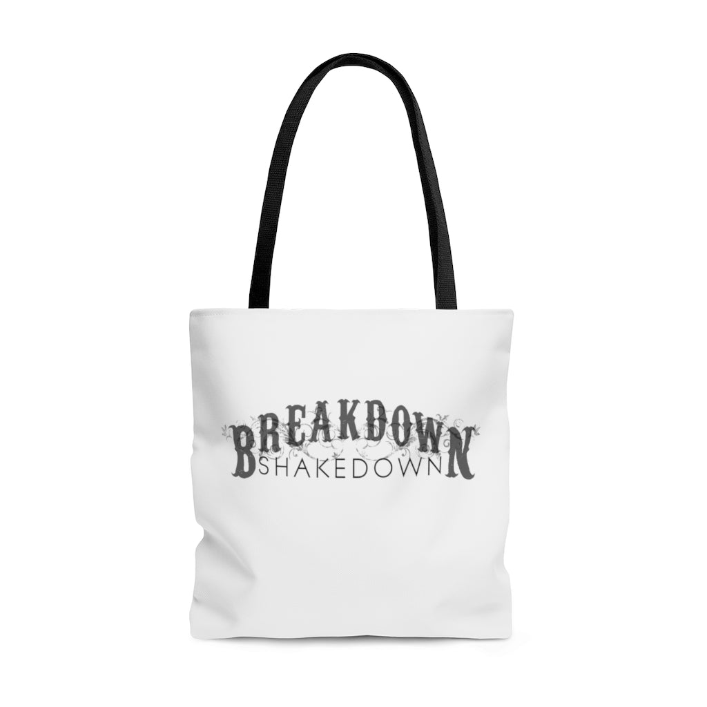 Breakdown Shakedown - AOP Tote Bag