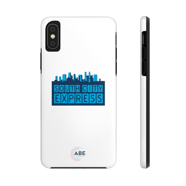 South City Express - Case Mate Tough Phone Cases