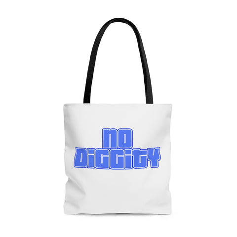 No Diggity - AOP Tote Bag