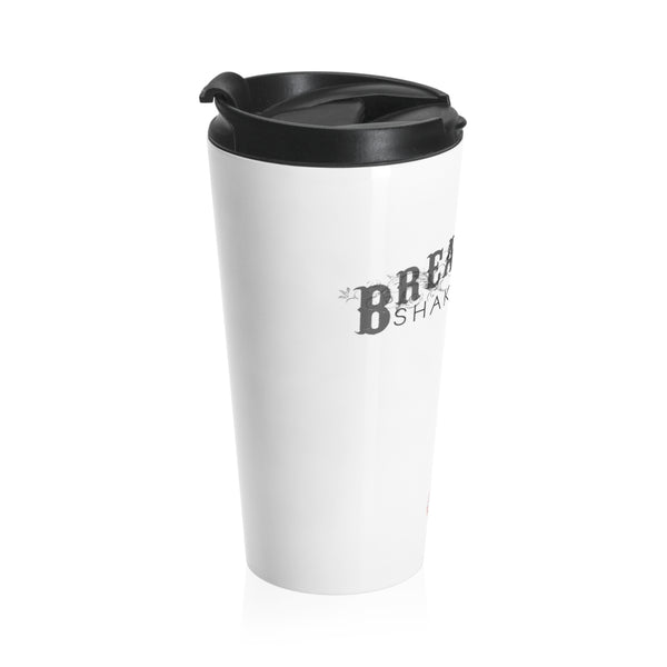 Breakdown Shakedown - Stainless Steel Travel Mug