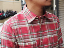 Load image into Gallery viewer, Pike brothers flannel shirt