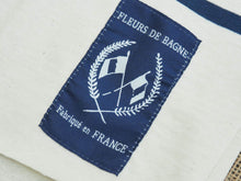 "Load image into Gallery viewer, Fleurs de Bagne ""la Mariniere Toulon"" tee shirt long sleeves"