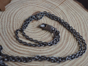 North works nickel coin necklace