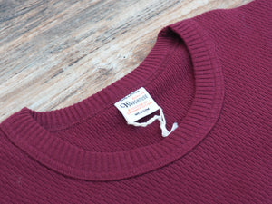 Warehouse & Co. Thermal tee(4 colors)