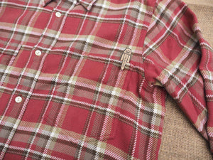 Pike brothers flannel shirt