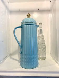 Thermoskan Bottle Crown Blauw
