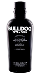 Bulldog London DryGin, 700ml