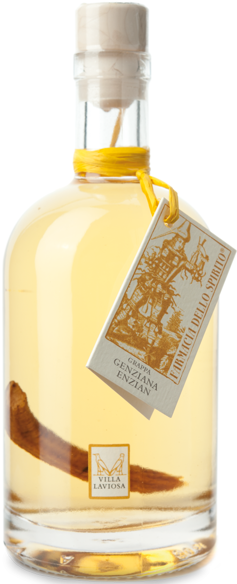 Enzian Grappa, 500ml