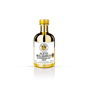 ORO CHROME 5 monete - Aceto Balsamico di Modena igp, 250ml