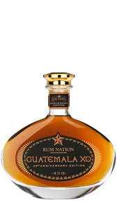 Rum Nation Guatemala XO - 20TH Anniversary Edition, 700ml