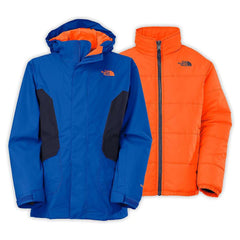 The North Face Boys Vortex Triclimate Jacket - SkiMarket.com - 2