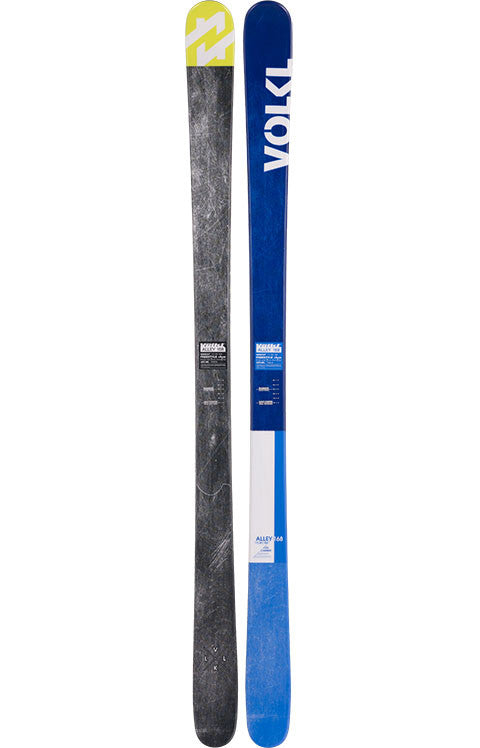 Volkl Alley Ski Without Binding 2017 - SkiMarket.com