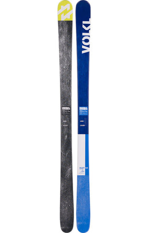 Volkl Alley Ski Without Binding 2017