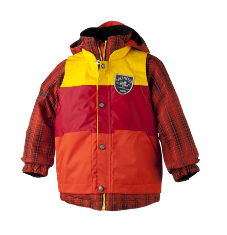 Obermeyer Boys Slopestyle Jacket