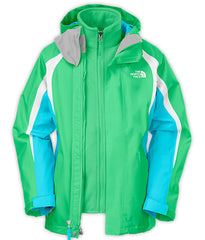 The North Face Girls Mountain View Triclimate Jacket - SkiMarket.com - 1