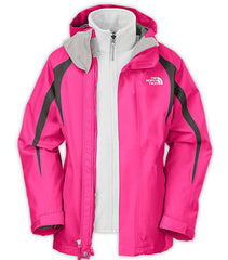 The North Face Girls Mountain View Triclimate Jacket - SkiMarket.com - 2
