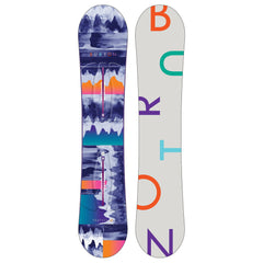 Burton Feather Womens Snowboard 2016 - SkiMarket.com - 2