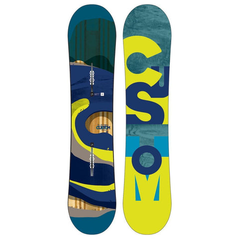 Burton Custom Smalls Snowboard 2016