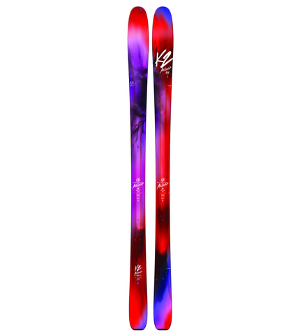 K2 Alluvit 88 Women's Skis Without Binding 2017
