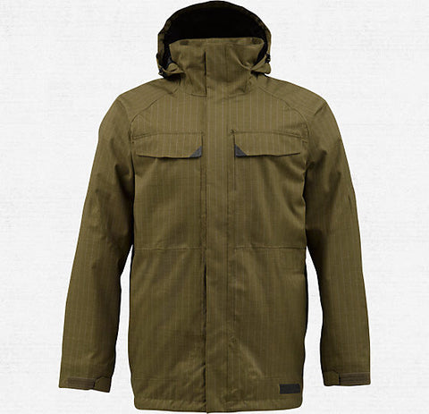 Burton Mens Breach Jacket