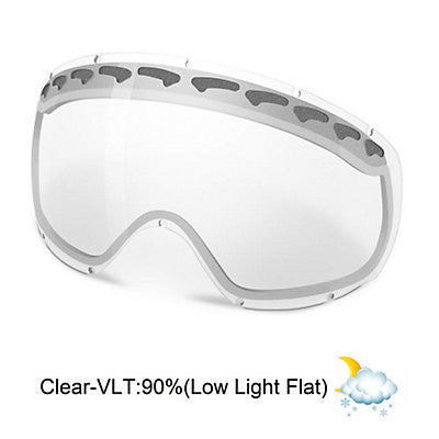 Oakley Crowbar Dual Vent Replacement Lens