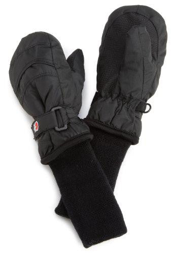 Toddler Mitten Black - SkiMarket.com