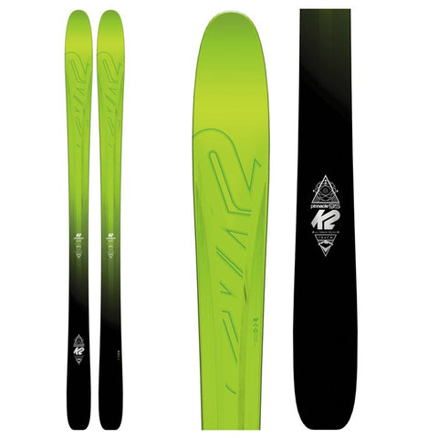 K2 Pinnacle Ski 2016