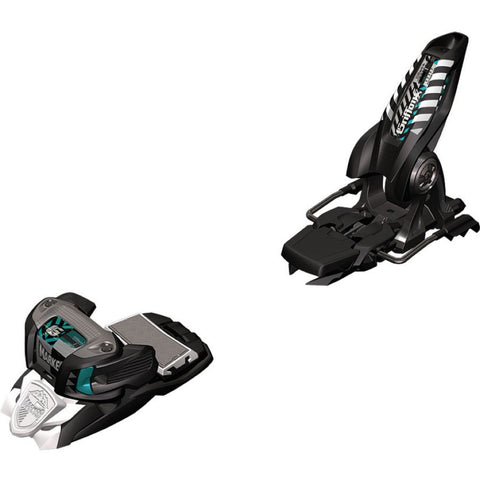 Marker Griffon Black White Teal 136mm Brake