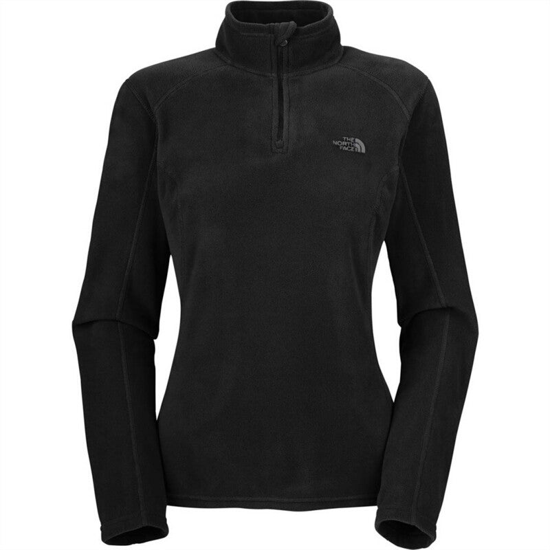 The North Face Womens TKA 100 1/4 Zip - SkiMarket.com