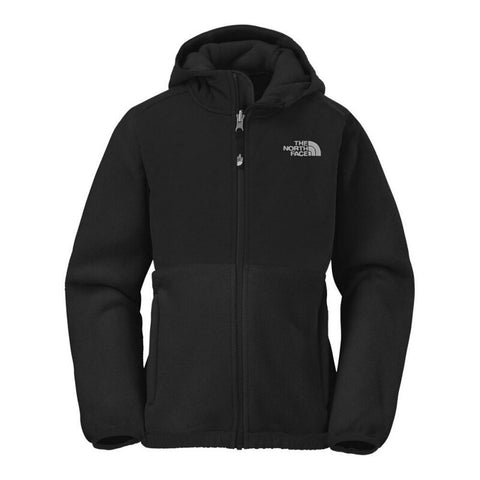 The North Face Girls Denali Hoodie Jacket