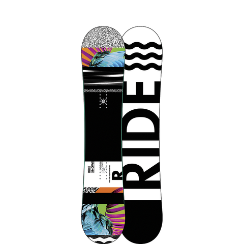 Ride Rapture Women's Snowboard 2017