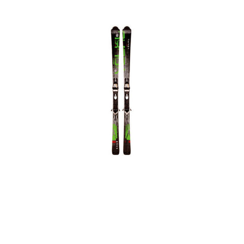 Volkl Code PSI Ski with Marker sMotion 12.0 TC Binding 2013