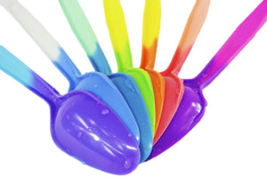 MAGIC Color Changing® Med Spoon Asstd Colors - 1000ct