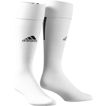 Santos 18 Socks White