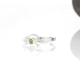 Arabesque Ring with Peridot