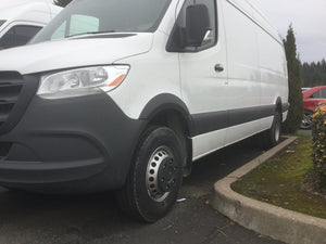 2019+ Terrawagen Sprinter fender armor kit