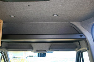 Sprinter® Van Conversion Parts and Accessories - Overhead Cab shelf by Shuksan Upfitting