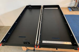 "Shuksan's REVEL  20""x56"" slide-out tray"