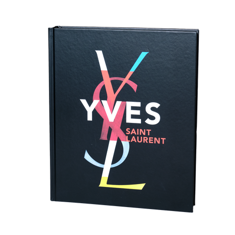 Yves Saint Laurent Coffee Table Book